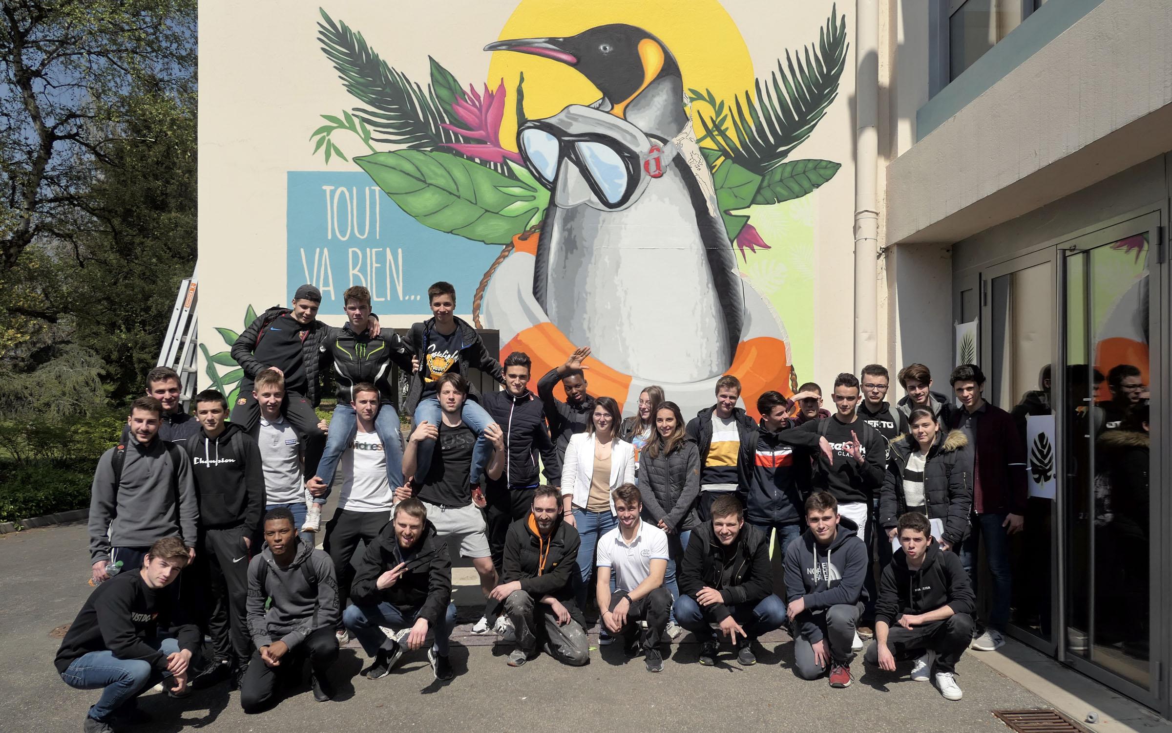 Pingouin-groupe